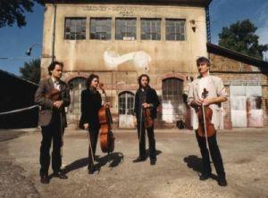 Das Keller Quartett aus Ungarn